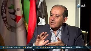 محمود جبريل: اقتصاد ليبيا يقوم اليوم على تهريب السلاح والبشر