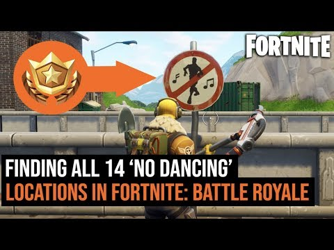 Xxx Mp4 All 14 FORBIDDEN NO DANCING Locations In Fortnite Battle Royale Forbidden Locations Challenge 3gp Sex