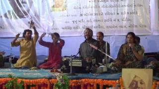 Halaji tara hath vakhanu - Abhesinh Rathod - Meghani Vandana - 28th August 2016 at Chotila