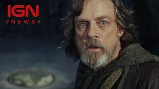 Star Wars: The Last Jedi: Mark Hamill