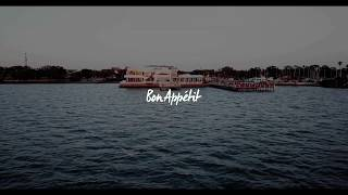 The Sunset Pier at Bon Appetit Restaurant | Dunedin, Florida