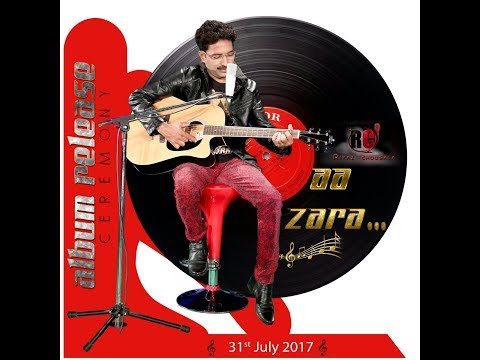 Introducing  Riyaz Chougala's First Song of Album 'Aa Zara' – Riyaz C | Vikram Patil | LDS