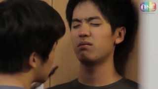Asian gay kiss - Hormones