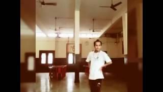Amar singh hip hop dance
