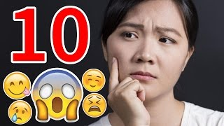 10 WAYS Your FEELINGS May Be FOOLING You !!!