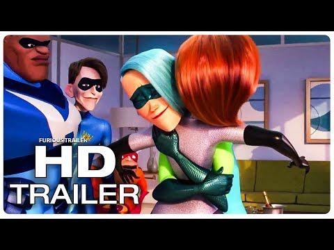Xxx Mp4 INCREDIBLES 2 Movie Clips NEW 2018 Superhero Movie HD 3gp Sex