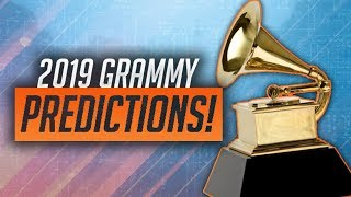 Will Travis Scott Win His FIRST Grammy? 2019 Grammy Awards PREDICTIONS!