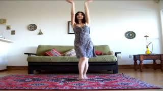 amirst21 digitall(HD)رقص دختر خوشگل ایرانی مینا تو تمام دنیای منی   Persian Dance Girl