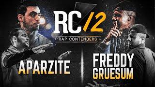 Rap Contenders 12 : Aparzite vs Freddy Gruesum