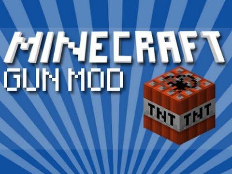 Minecraft Mods SDK Gun Mod