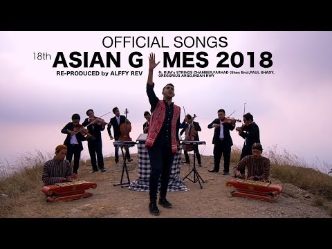 Download Alffy Rev - Official Songs 18th Asian Games 2018 mash-up COVER free