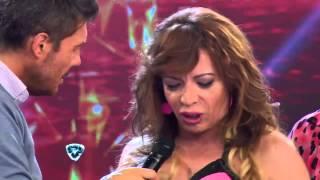 Showmatch 2014 - Tagliani hizo un desopilante monólogo