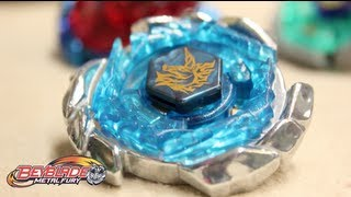 BLITZ STRIKER 100SF B-142 Unboxing, Review & Comparison - Beyblade Metal Fury