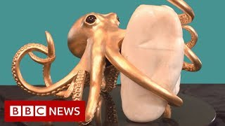 A pearl as you've never seen it before - BBC News