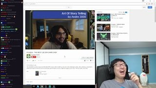 Rush Reacts To Imaqtpie's Lee Sin