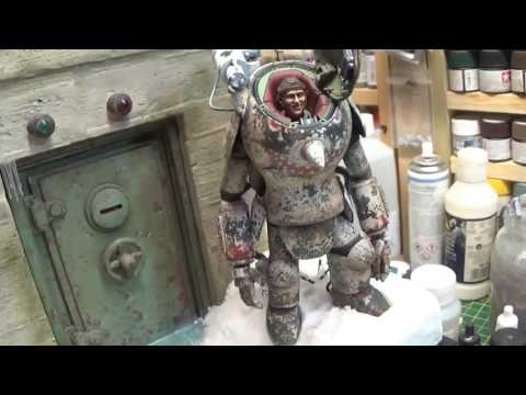 More Weathering Ma.K.