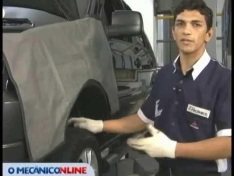 Suspensão da Ford Ecosport