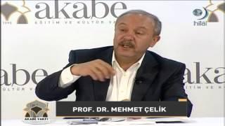 SELAHATTiN EYYUBİ - MEHMET ÇELİK - Akabe Vakfı  (03.04.2016)