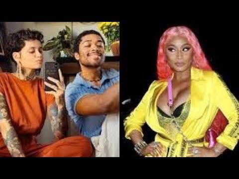 Xxx Mp4 Pregnant Kehlani Tells Nicki Minaj Her Baby Making Sex With Bisexual BF Was 'Bomb' 3gp Sex