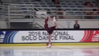 NATIONAL SOLO DANCE FINAL 2016