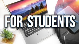 One of the BEST Laptops for Students - 2017!
