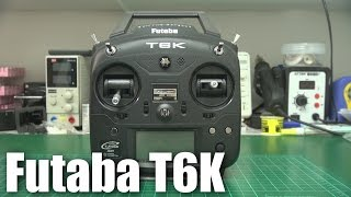 Futaba T6K RC system review