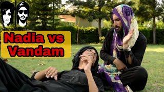 Life Of Lover | Nadia vs Vandam | lewani vines | 2018 new funny video