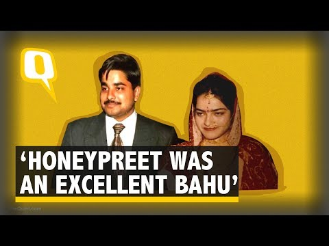 Xxx Mp4 Honeypreet Was An 'Excellent Bahu' Says Her Ex Father In Law The Quint 3gp Sex