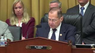 Jerry Nadler Calls For AG Barr To Be Held In Contempt 5/8/19