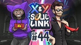Pokémon X & Y Soul Link Randomized Nuzlocke w/ ShadyPenguinn - Ep 44