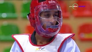 """مباراة """"MAHMOUD لاعب مصر """" AMIR"""" VS لاعب إيران """" - بطولة العالم لناشئين التايكوندو"""