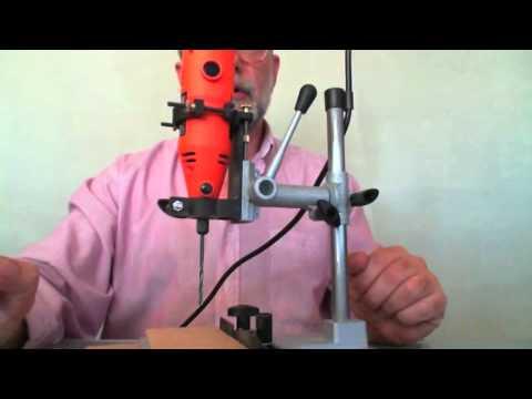Tutorial Soporte universal minitaladro para fabricar miniaturas 1