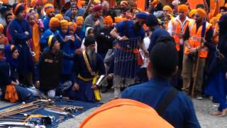 Manchester Sikh weapons performance