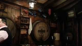 Tour of the Green Dragon Inn