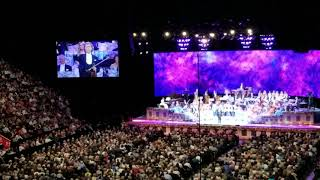 André Rieu- Think of me/ Scotland the Brave@Montreal,25.09.2018