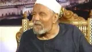 برنامج من( وصايا الرسول) للشيخ الشعراوى الحلقة (21)