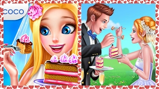 Wedding Planner - Dress Up, Make up and Cake Design by TabTale Coco Game  Gameplay