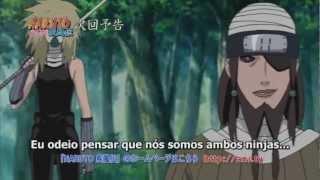 Naruto Shippuuden 288 - Prévia