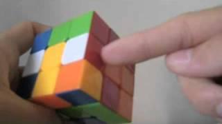 Résoudre le rubik's cube avec un seul algorithme partie 1