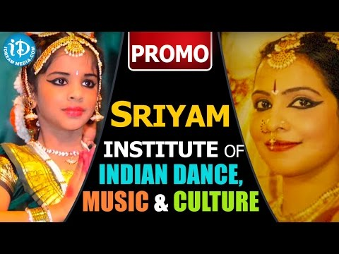 watch Sriyam Institute Of Indian Dance, Music And Culture - Promo || New Jersey, USA