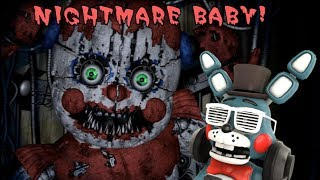 AMAZING NEW FNAF FAN GAME! || Baby's Nightmare Circus || PART 1