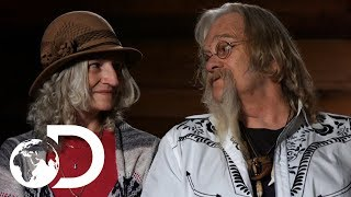 The Brown Family Welcome A New Addition To The Wolf Pack | Alaskan Bush People