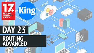 200-125 CCNA v3.0 | Day 23:Routing Advanced | Free Cisco Video Training 2016 | NetworKing