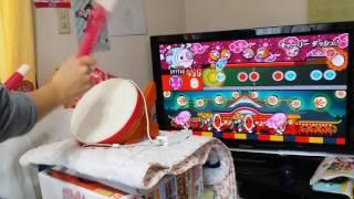 太鼓の達人WiiU3 チャーリー ダッシュ!全良