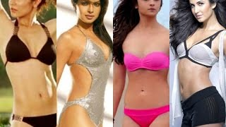 Hot Bollywood Actress In Bikini 2016 | Priyanka, Anushka, Alia, Katrina