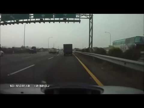Accidentes de coche mountrosos accidentes de camion truck Accident car crash recopilación 2013