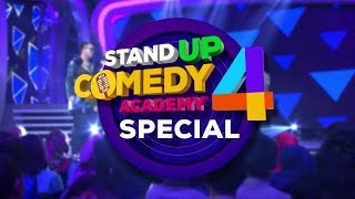 Ada yang Beda nih! Saksikan Stand Up Comedy Academy 4 Special! - 19 Oktober 2018