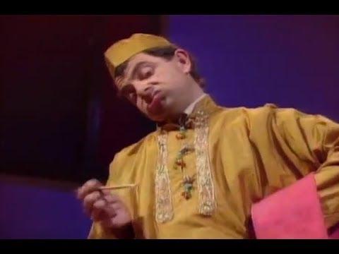Rowan Atkinson Live - Drunks in an Indian Restaurant
