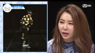 [Produce 101 Season 2] Bae Yoonjung's Dance Pick - Kim Samuel (Türkçe Altyazılı)