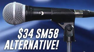 Shure PGA48 Dynamic Mic Review / Test